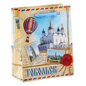 Пакет подарочный S «Тобольск» Ош