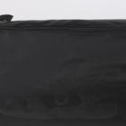 Сумка для обуви, отдел на молнии, цвет чёрный - Фото 3