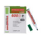 Маркер для доски 3.0 мм, Line Plus 600B, зелёный