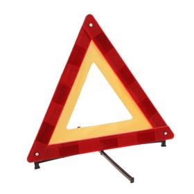 Знак аварийной остановки, средний, c оракалом Ош