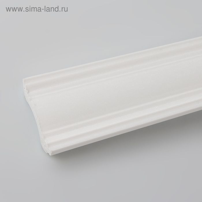 "Плинтус потолочный ""Грация"" 41х41х2000"