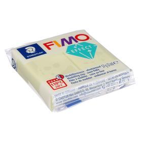 Пластика - полимерная глина FIMO effect, 57 г, ваниль