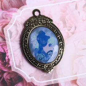 Набор декоративных элементов 'Я верю в сказку!', Принцесса Ош