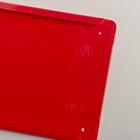 Тёрка «Комфорт» 4 грани, с крышкой-дозатором и круглой пластмассовой ручкой, 11×8,5×23 см, цвет МИКС - Фото 4
