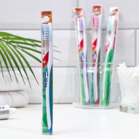 Зубная щётка Др.Клин R11 Медиум 1шт  микс Ош