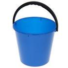 Ведро «Примула», 5 л, цвет голубой