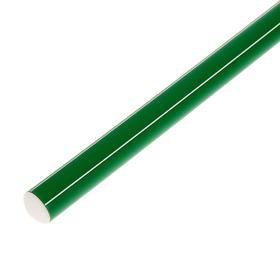 Палка гимнастическая 80 см, цвет зелёный Ош