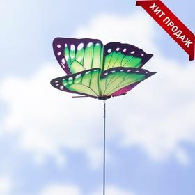 Штекер садовый, декоративный  'Бабочка' 12×9см, 30см Ош