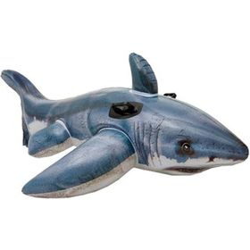 Игрушка для плавания «Акула», 173 х 107 см, от 3 лет 57525NP INTEX Ош