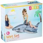 Игрушка для плавания «Акула», 173 х 107 см, от 3 лет 57525NP INTEX - Фото 2