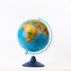Глoбус ландшафтный «Классик Евро», диаметр 250 мм Ош