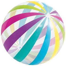 Мяч пляжный «Джамбо», d=107 см, от 3 лет, 59065NP INTEX Ош