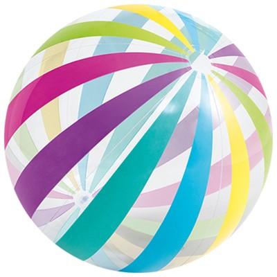 Мяч пляжный «Джамбо», d=107 см, от 3 лет, 59065NP INTEX - Фото 1