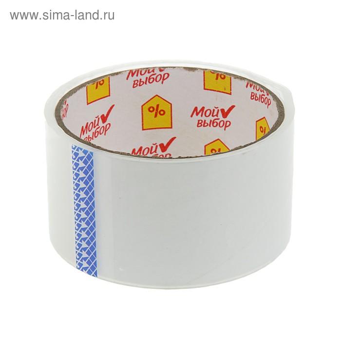 Клейкая лента Упаковочная 48 мм * 23 метра * 38-40 мкм