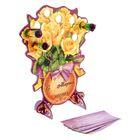 Настольная фигурка со свитками «С 8 Марта!» (бабушке)
