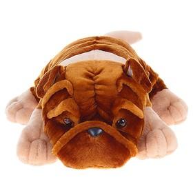 Мягкая игрушка «Собака Шарпей Шах»
